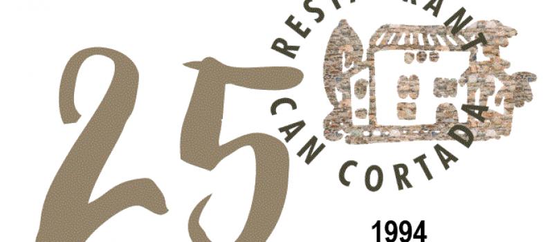 Can Cortada celebra 25 años