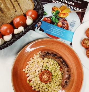 Can Cortada participa en el libro de recetas de ESPAÑA DIRECTO